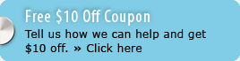$10 off coupon